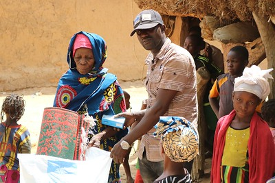 Rapid Response Mecanism (RRM) for displaced people in Mali, may 2018