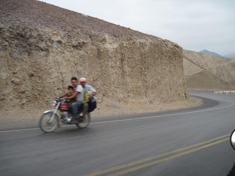 Family Moto Ride