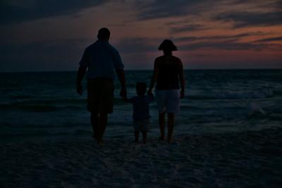 Bentley Family (Panama City Beach, July 2011)