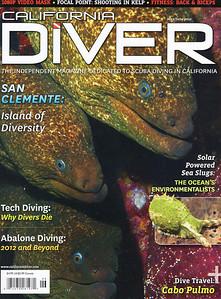 """""""California Diver"""" Magazine"""