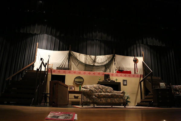 "Gray's Creek High School  production ""Little Women"""