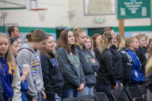 2018 Oregon Girls Sports Leadership Summit