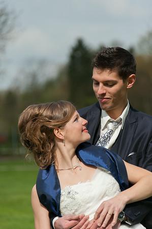 Huwelijk Liesbeth en Philip