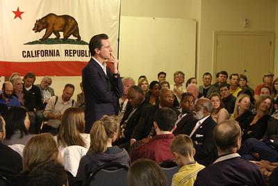 Gavin Newsom Campaign