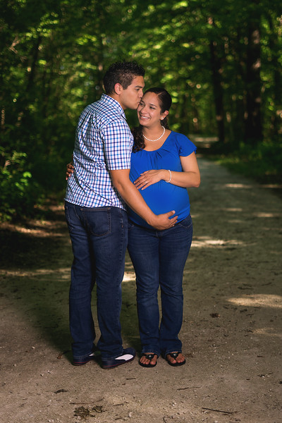 Meli & Douglas Pregnancy