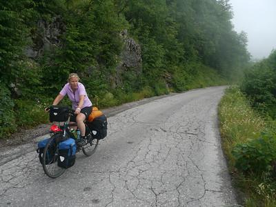 So 20.6.10, Plivica (Camp Korana) - Kuterovo, 88km