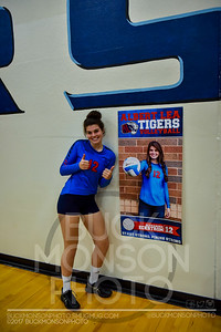 09-19-17 Albert Lea Tigers Volleyball