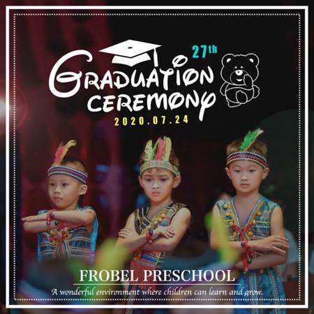 [2020] 畢業典禮暨成果發表會-Graduation Ceremony