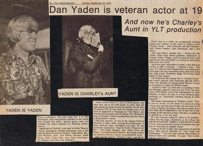 Dan Photos 1973