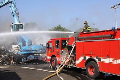 Everett, MA - 1st Alarm, Dexter Street, 7-27-10