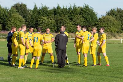 Ashton Athletic 2 Leigh Athletic 2
