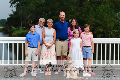 Terrill Family Summer 2020