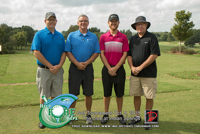 2018 Help Fore Hope Golf Tournament