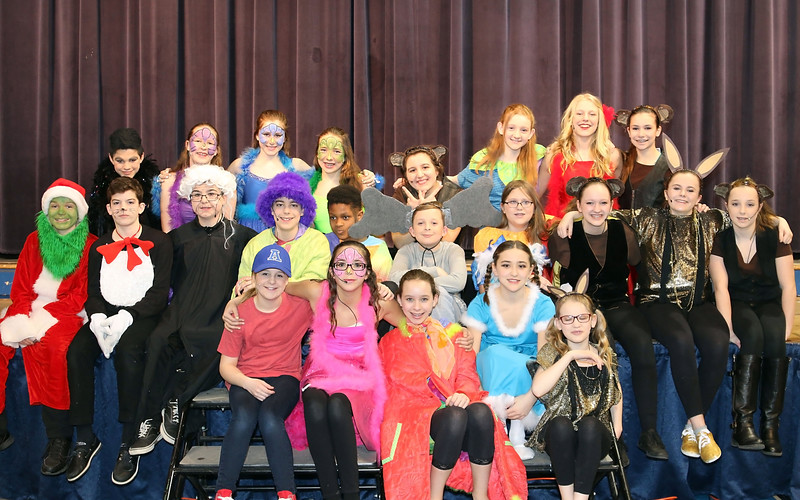 WCS Seussical Performances