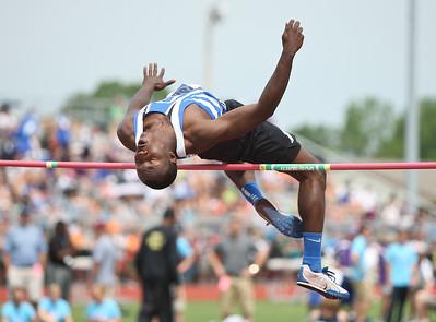 NYSPHSAA Boys High Jump 6-11-11