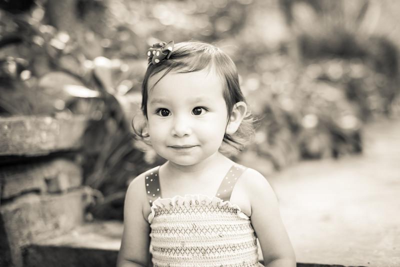 Sophia at 2 years