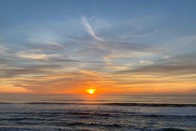 Sunset 010320