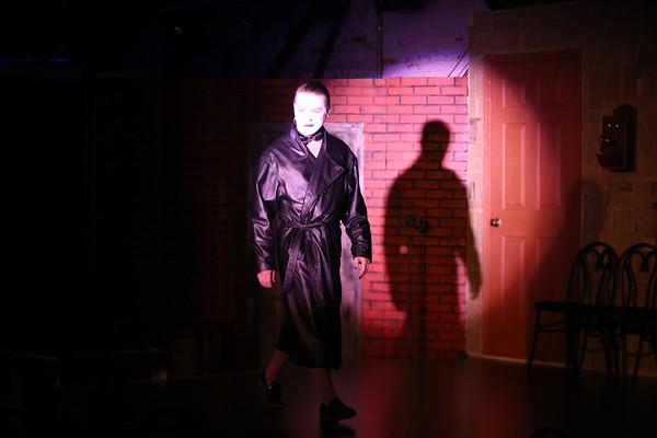 Cabaret - rehersal