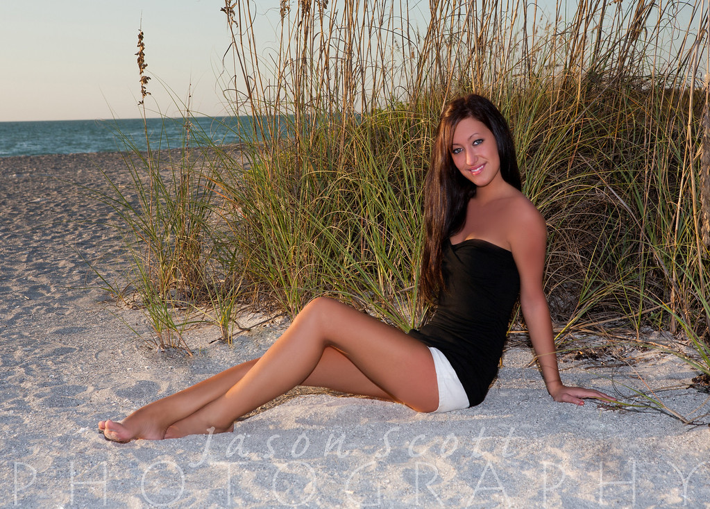 Sarasota Senior Portrait Samples by Jason Scott Photography