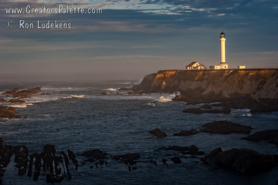Lighthouses - California - Point Arena