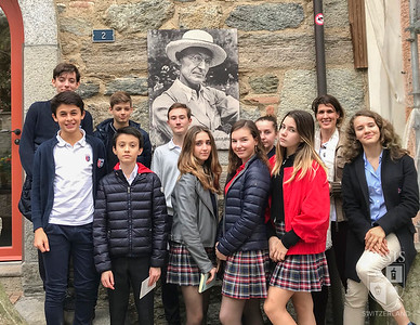 A Visit to the Hermann Hesse Museum