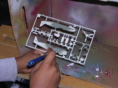 Cub Scout Model Project