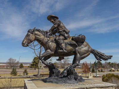 4th ID & Fort Carson - Mountain Post Historical Center - Fort Carson, CO - 2013