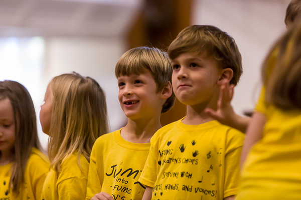 4/23 11:00 Kids Choirs and Vinebranch