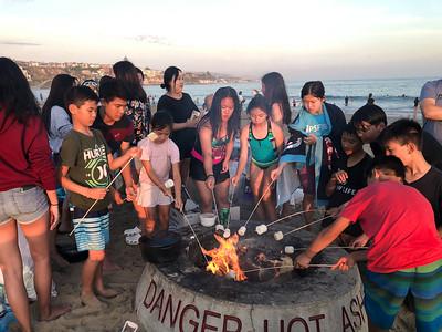 Beach Day at Corona Del Mar 07/25/19