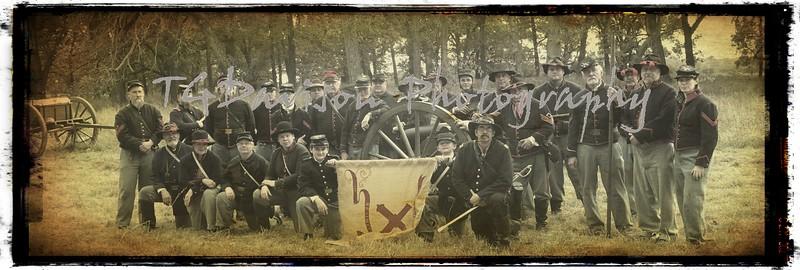 Hainesville Civil War Event 2019