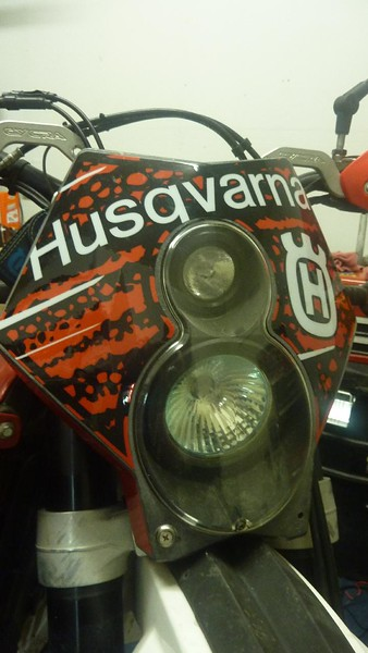TE250 For Sale