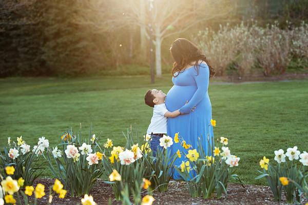 L's Maternity Session 2021