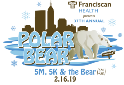 2019 Polar Bear 5K, 5 Mile & The Bear