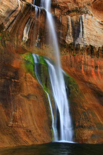 Afternoon at Calf Creek Falls