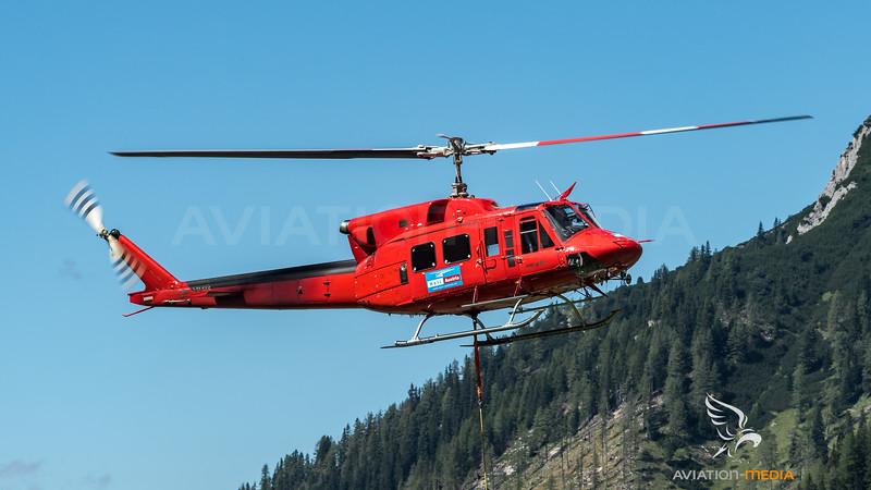 Heli Austria / Agusta Bell AB212 / OE-XKK