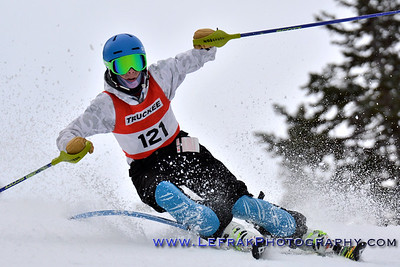 NIAA Diamond Peak Slalom 2/4/2015