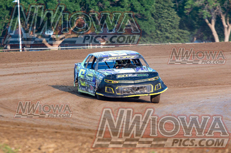 Clay County - IMCA Speed Week - Stock Car Special - 8 - 2 - 2021