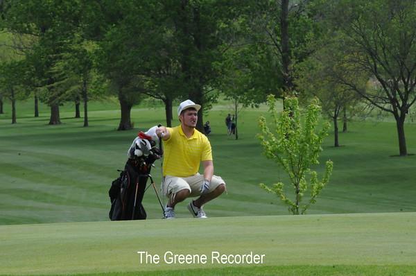 Sectional Boys Golf