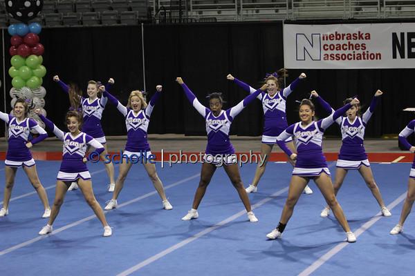 2012 NCA Cheer/Dance Championship Class A