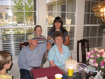 Granny's Ninty Second Birthday