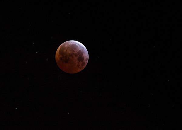 Blood Moon April 4th 2015