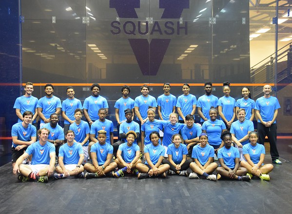 UVA Summer Squad - July 2016
