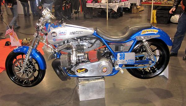 Easyriders motorcycle show 2013