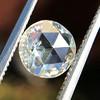 .91ct Antique Rose Cut Diamond GIA J SI2 3