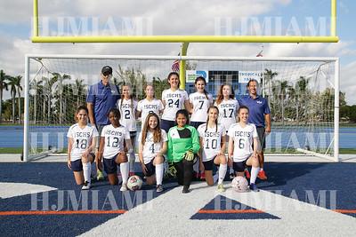 Soccer | Varsity Girls | 12/20/17