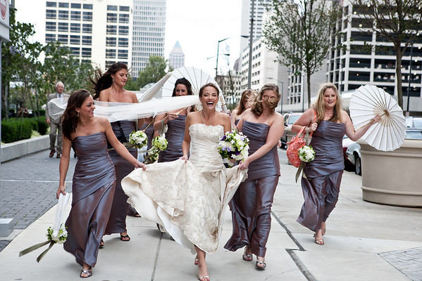 Forester/Coates Wedding