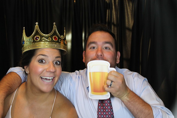 Gabie & Zack's Wedding Photobooth Pics 9.10.17!