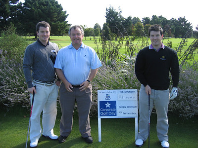 Golf Classic 2009 Teams