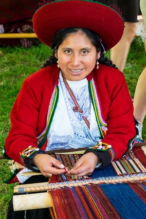 2015 Smithsonian Folklife Festival - Peru