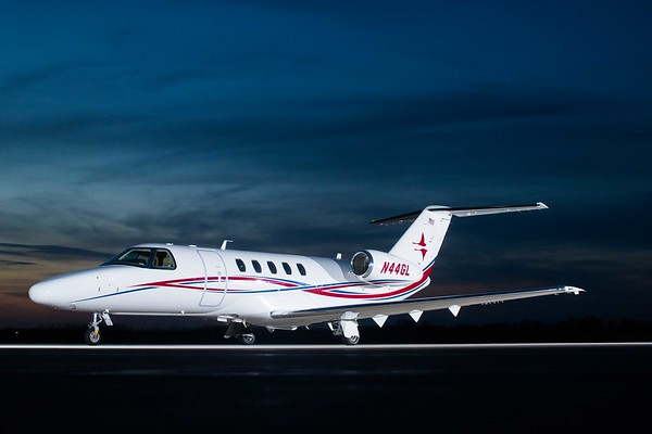 Citation III N44GL (Low Res)